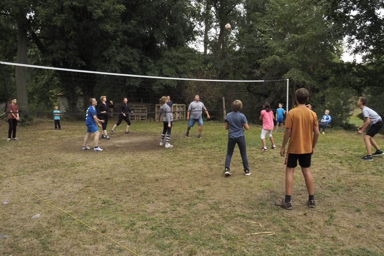Traditionelles Volleyballturnier 2